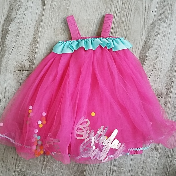 88ceb91aa Mud Pie Birthday Girl dress